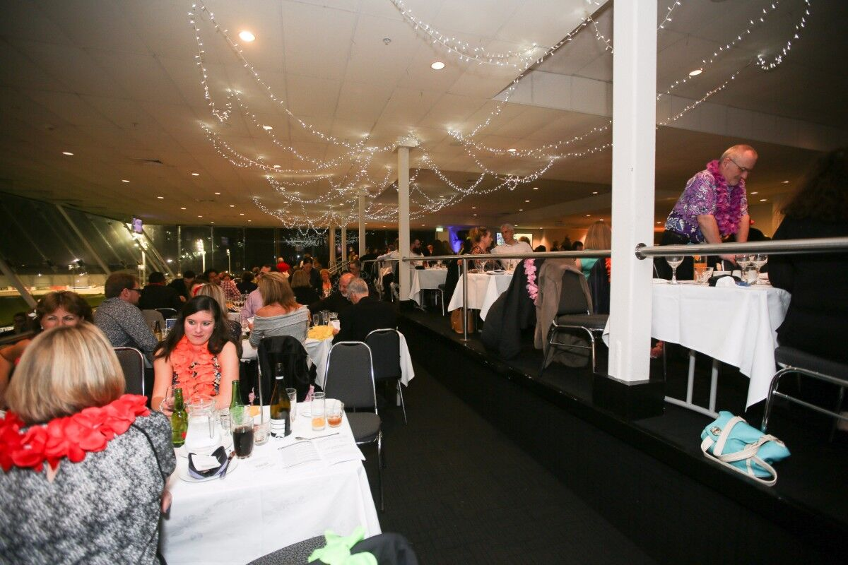 Venue hire in Auckland - Top of the Park at Alexandra Park