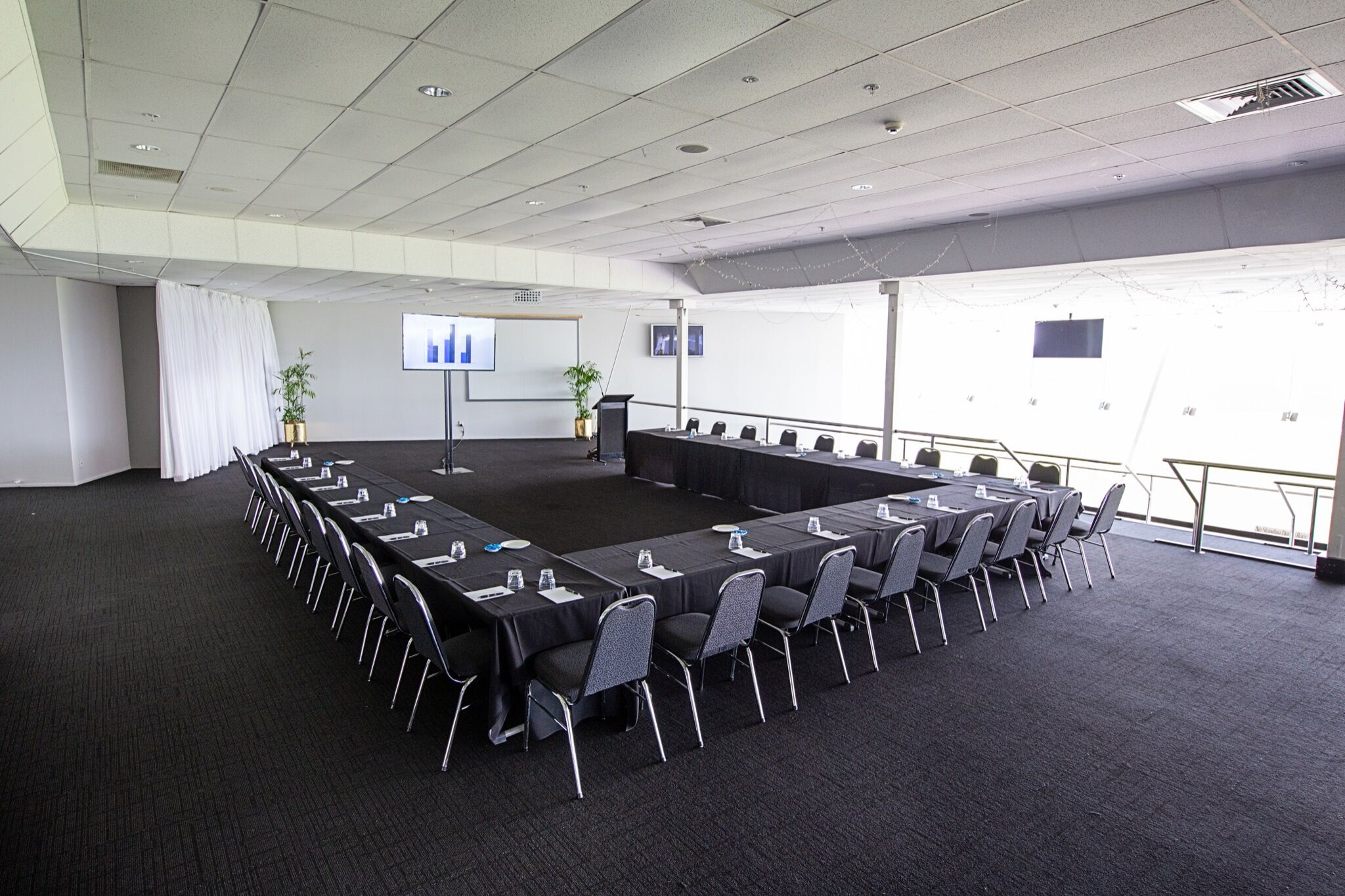 Venue hire - business training event