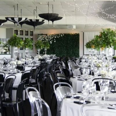 Venue Hire in Auckland - fine dining setup