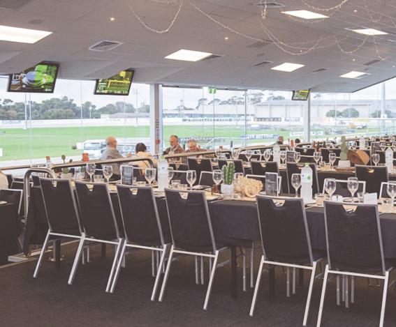Venue hire Auckland - Tasman Room at Alexandra Park