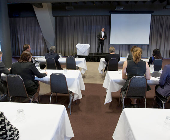 Conference venue in Auckland