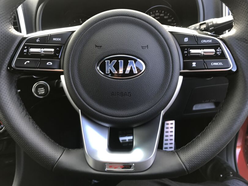 2021 Kia Sportage 8