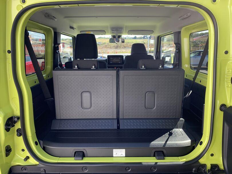 2019 Suzuki Jimny 16