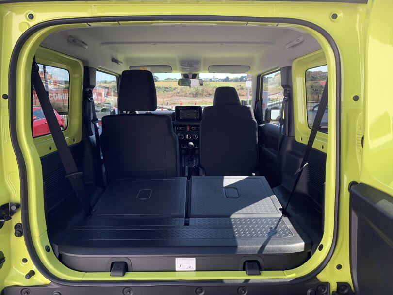 2019 Suzuki Jimny 17