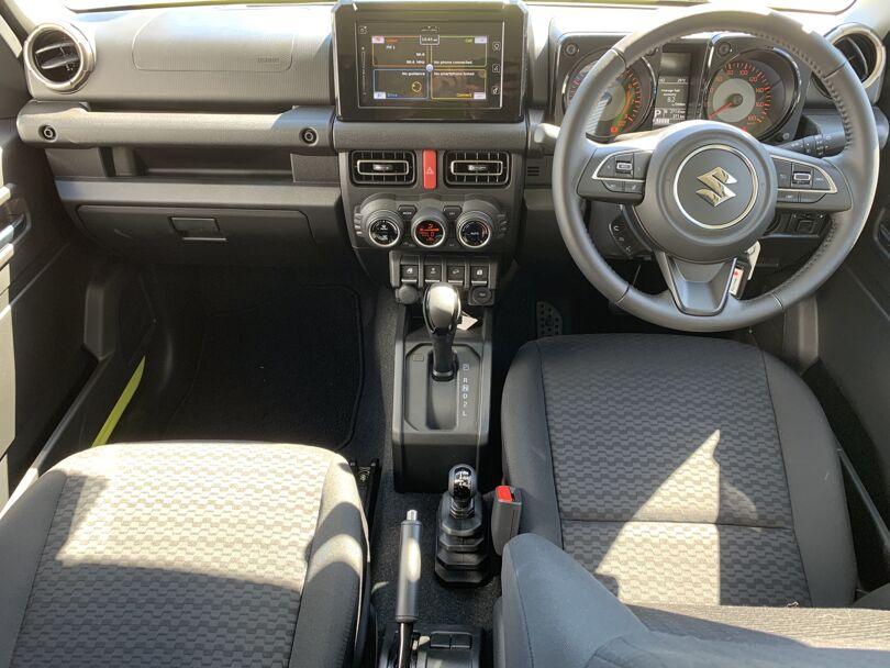 2019 Suzuki Jimny 13