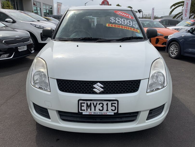2008 Suzuki Swift 2
