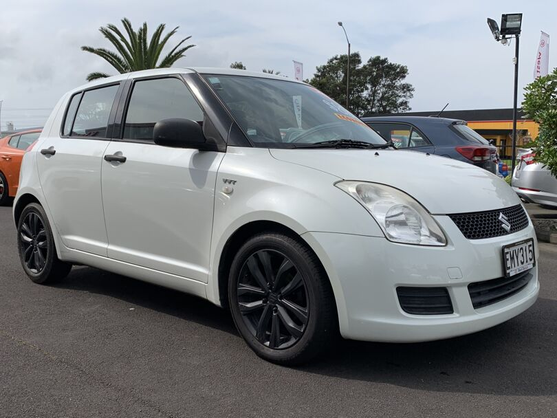 2008 Suzuki Swift 1