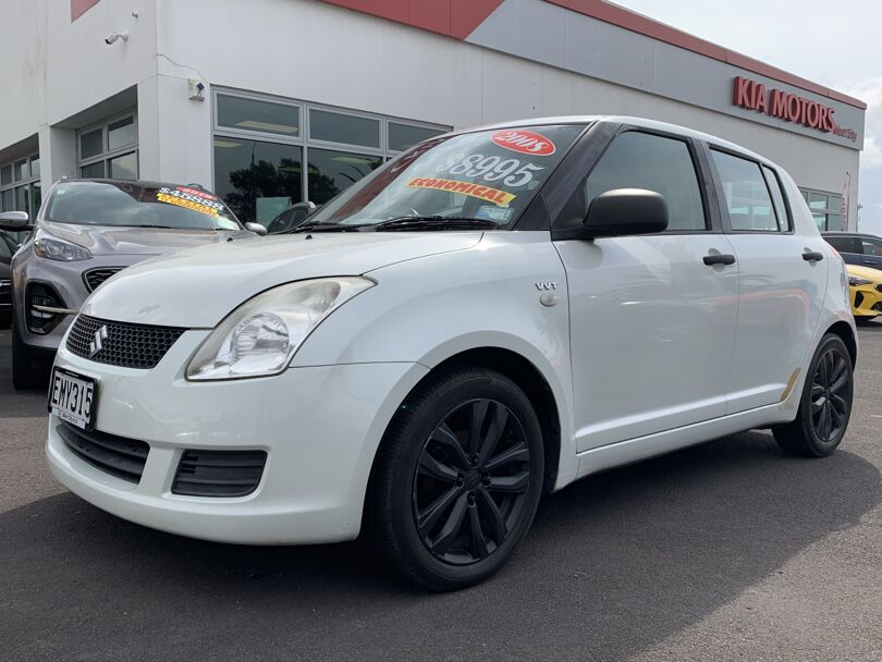 2008 Suzuki Swift 3