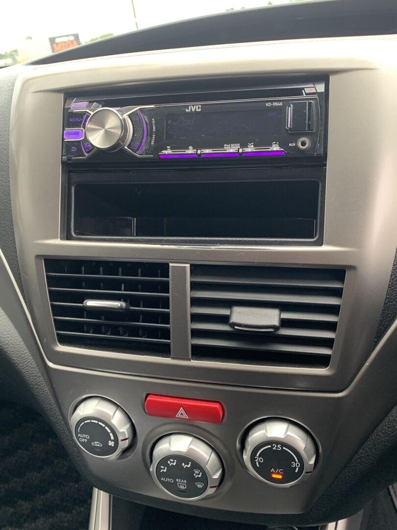 2009 Subaru Impreza 7