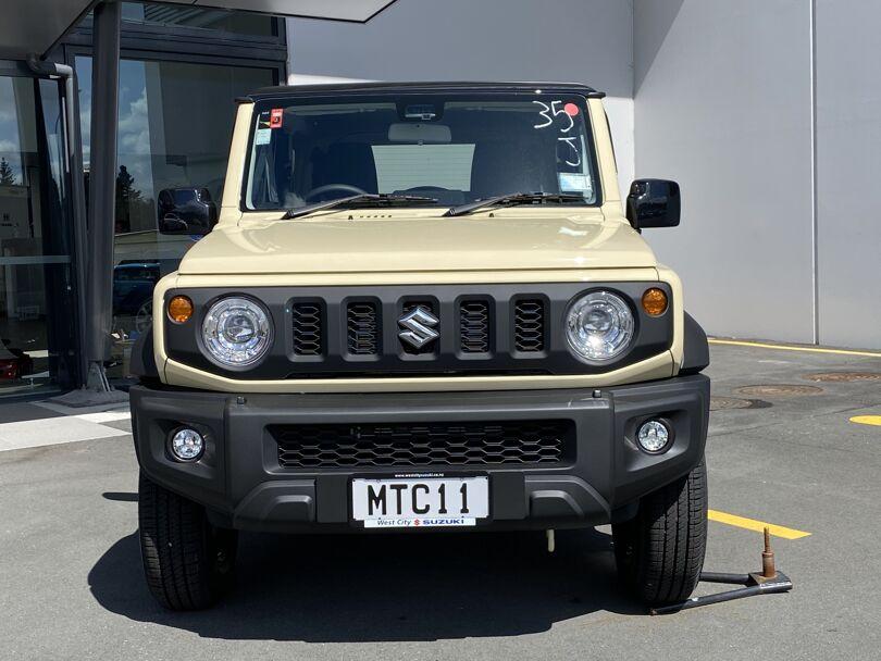 2020 Suzuki Jimny 4