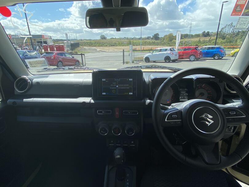 2020 Suzuki Jimny 9
