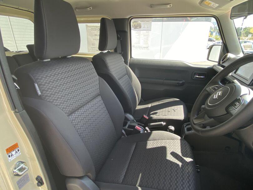 2020 Suzuki Jimny 10