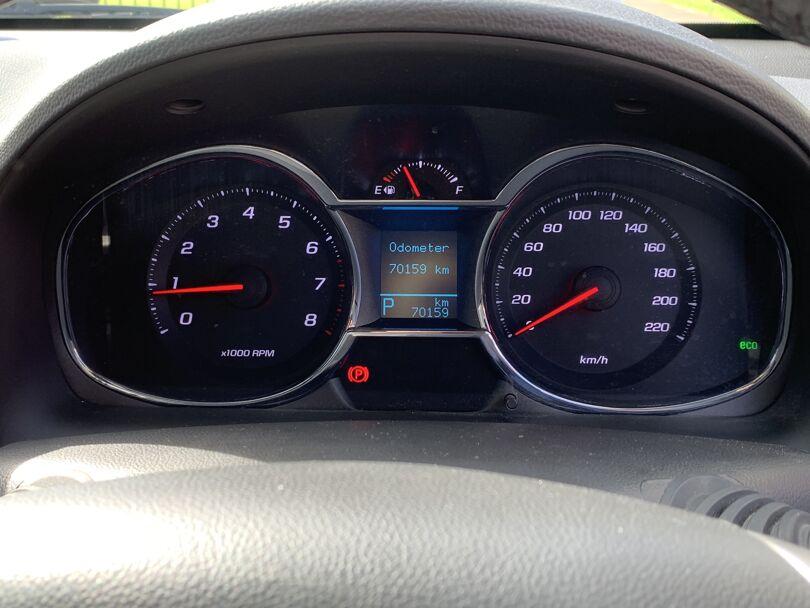 2014 Holden Captiva 8