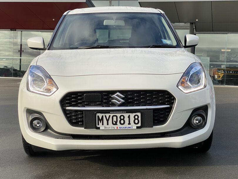 2020 Suzuki Swift 4