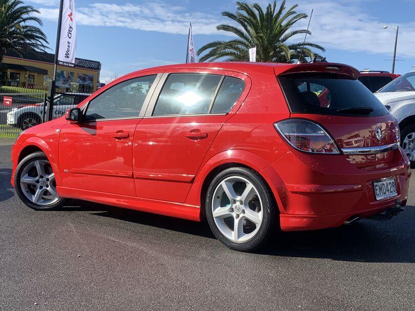 2008 Holden Astra 5