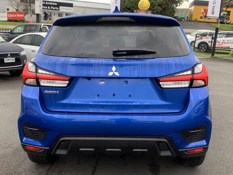 2021 Mitsubishi ASX 3