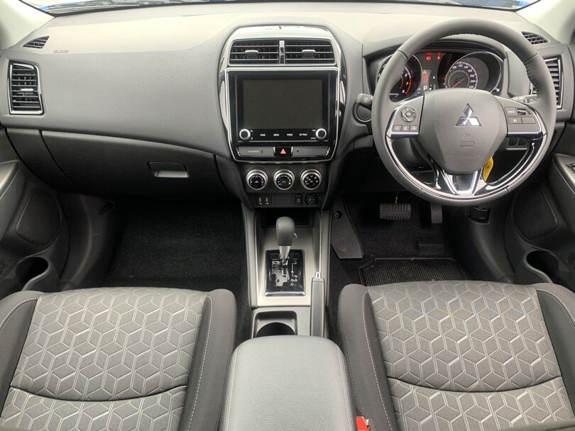 2021 Mitsubishi ASX 10