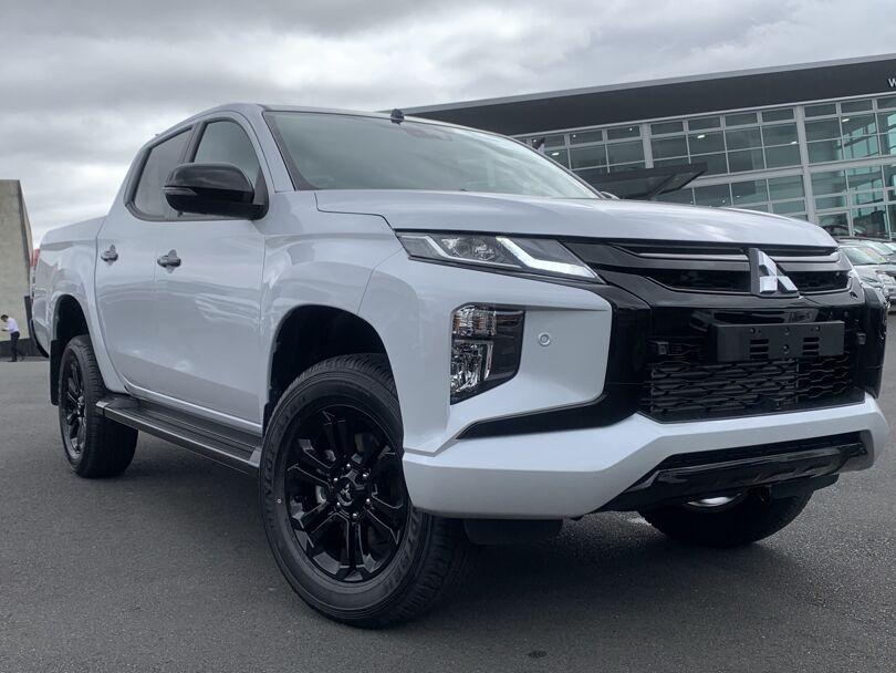2020 Mitsubishi Triton 1