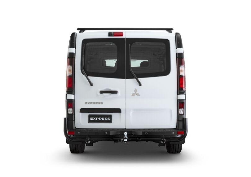2020 Mitsubishi Express 4