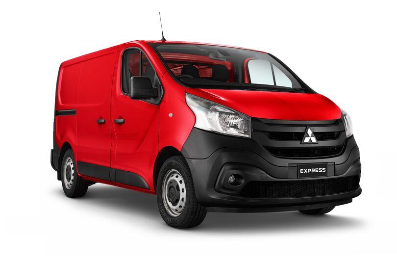 2020 Mitsubishi Express 15