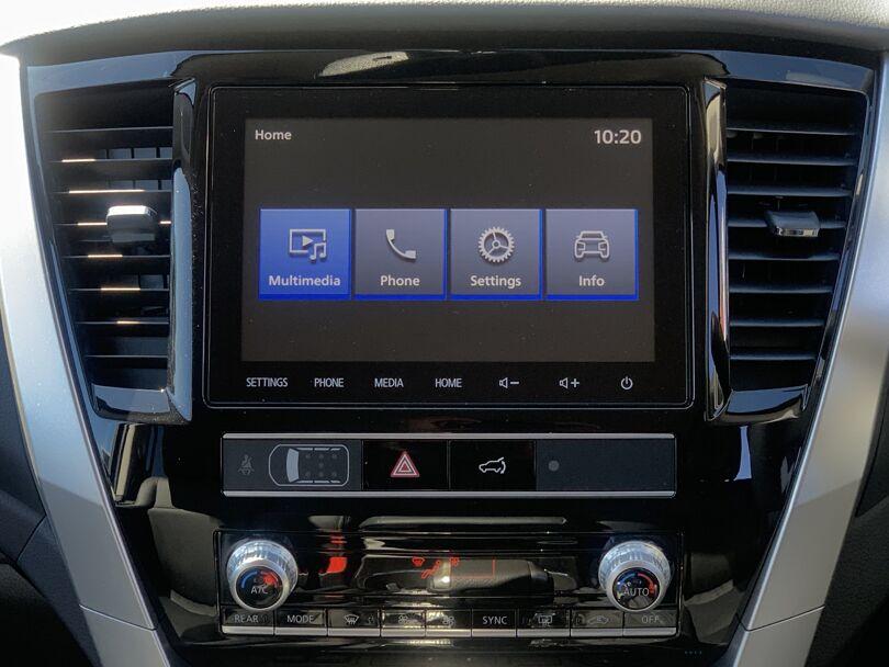 2021 Mitsubishi Pajero Sport 11