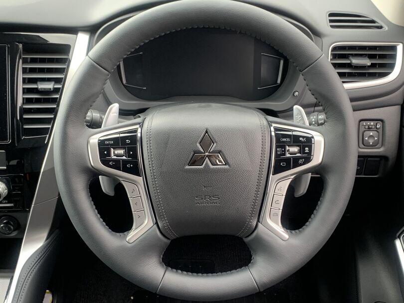 2021 Mitsubishi Pajero Sport 10