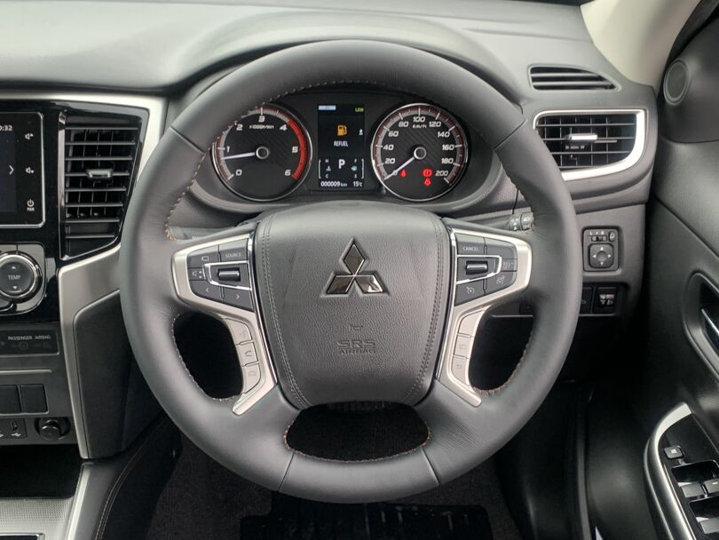 2021 Mitsubishi Triton 11