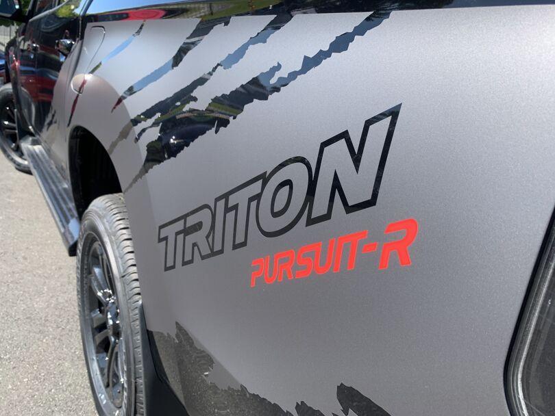 2021 Mitsubishi Triton 8