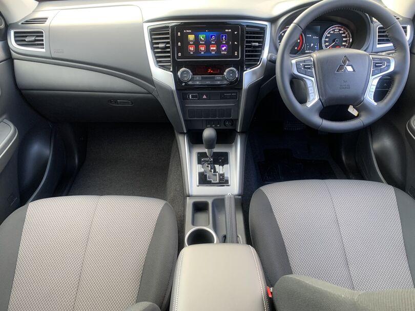 2021 Mitsubishi Triton 12