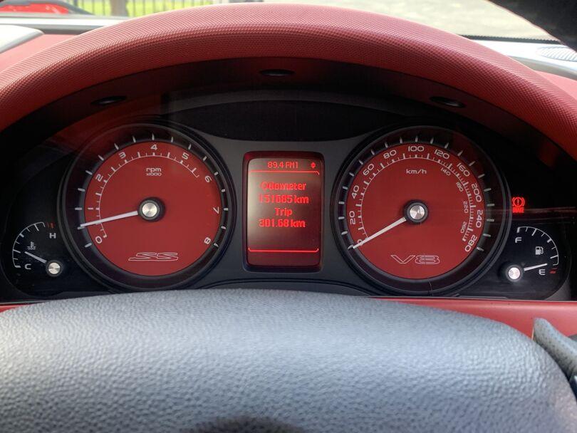2008 Holden Ute 7