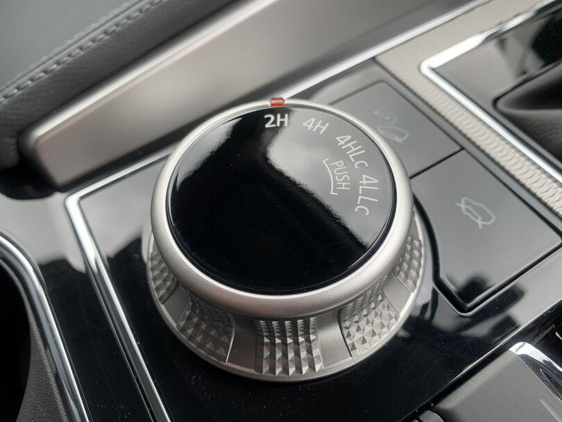 2020 Mitsubishi Pajero Sport 14