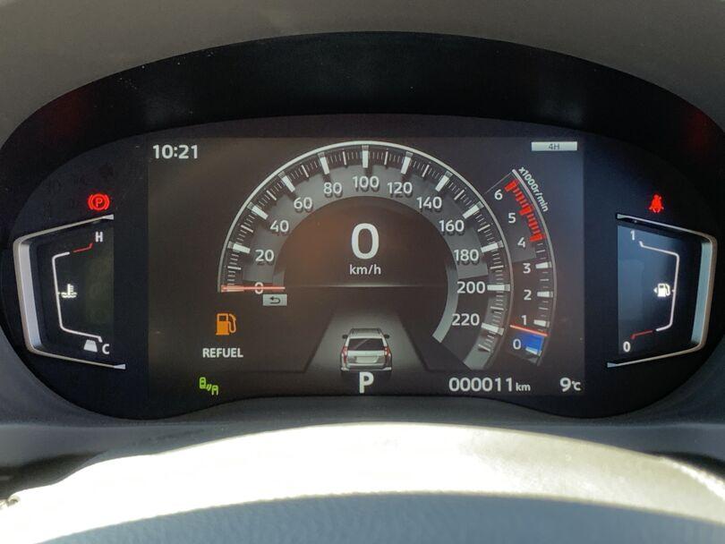 2020 Mitsubishi Pajero Sport 8
