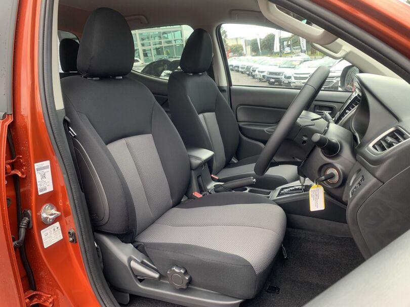 2020 Mitsubishi Triton 13