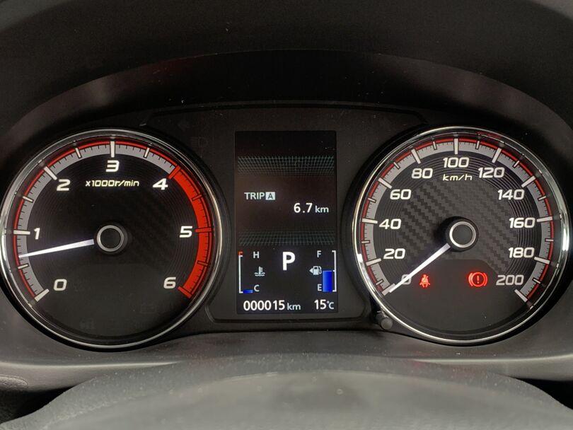 2020 Mitsubishi Triton 7