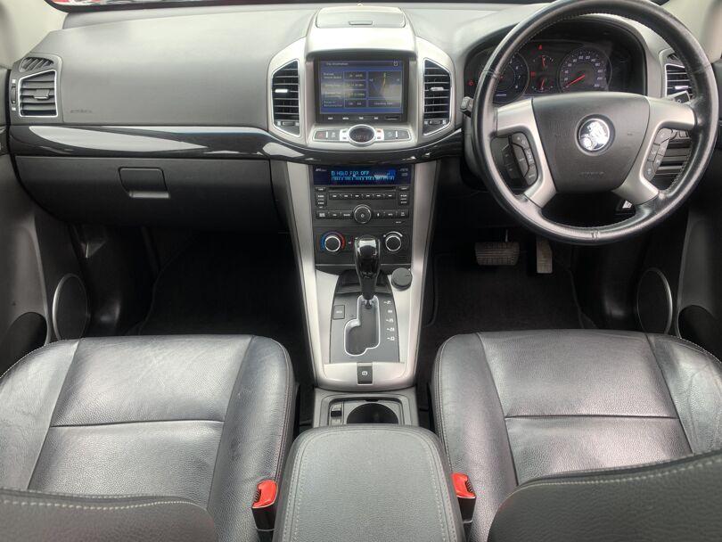 2012 Holden Captiva 13