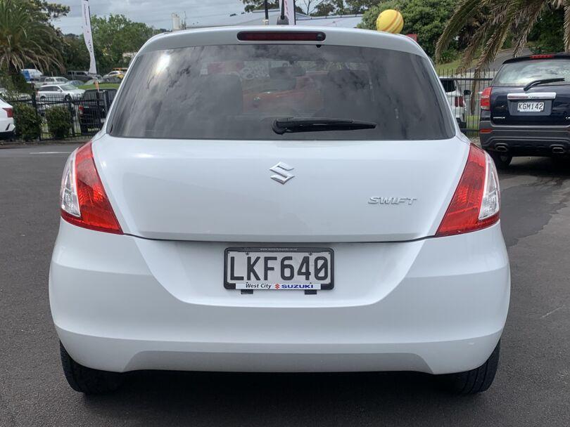 2010 Suzuki Swift 3