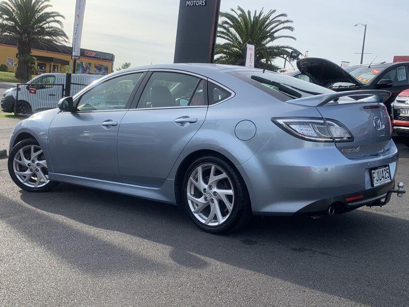 2010 Mazda 6 5