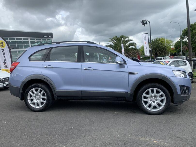2015 Holden Captiva 2