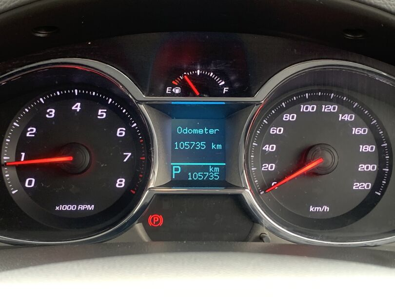2015 Holden Captiva 5