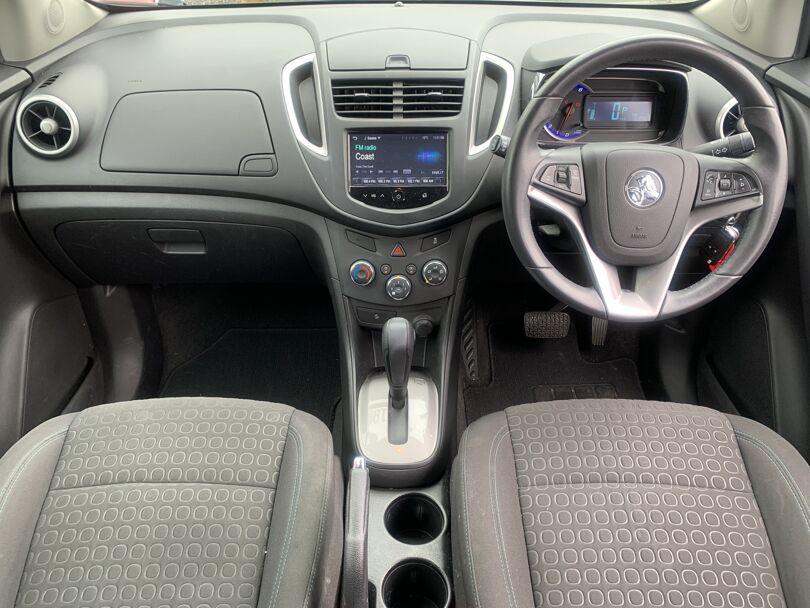 2016 Holden Trax 10
