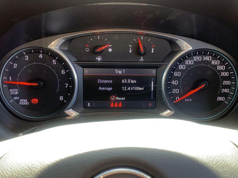 2020 Holden Equinox 7