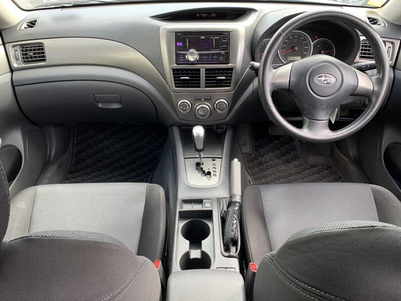 2007 Subaru Impreza 11