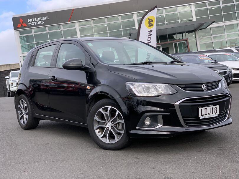 2018 Holden Barina 1