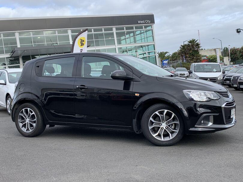 2018 Holden Barina 4
