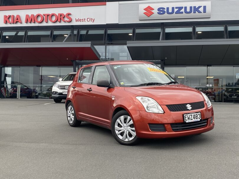 2009 Suzuki Swift 1