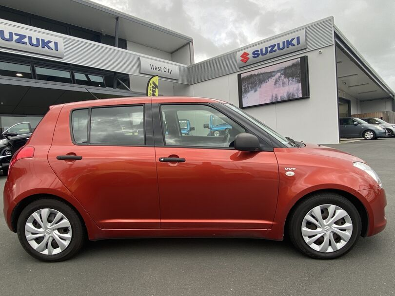 2009 Suzuki Swift 3