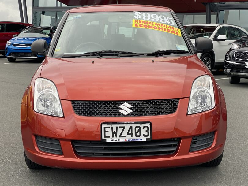 2009 Suzuki Swift 4