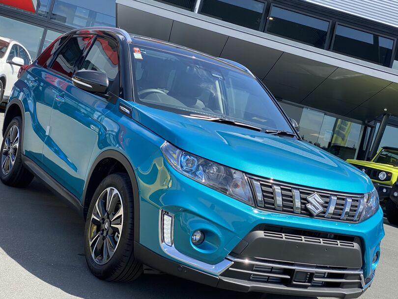 2020 Suzuki Vitara 5