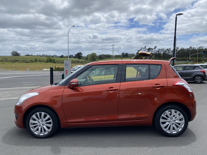 2012 Suzuki Swift 3