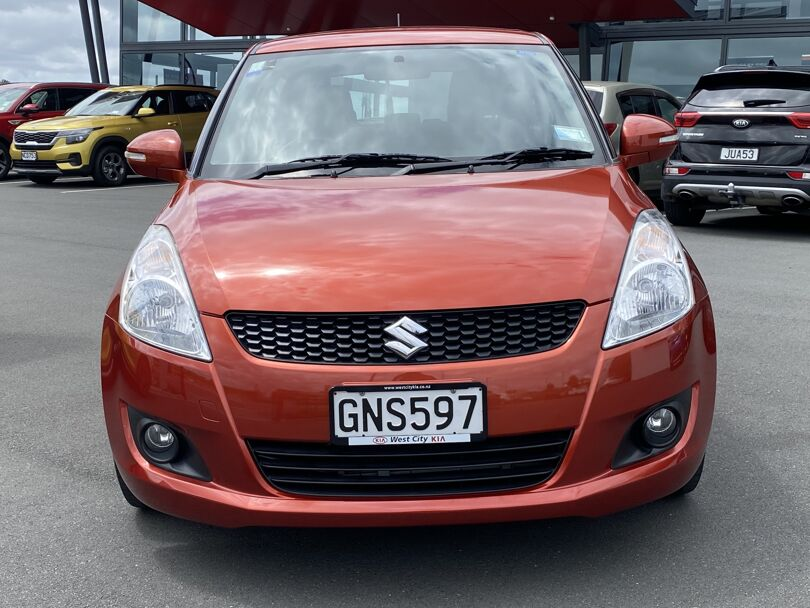 2012 Suzuki Swift 4